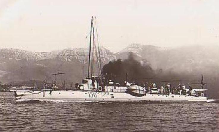 + TORPILLEUR 156 (1896/1910) + Torpil76