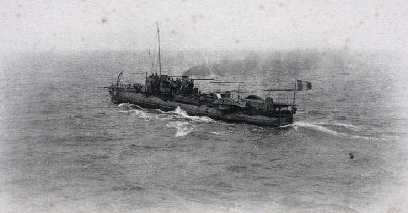 + TORPILLEUR 162 (1893/1911) + Torpil79