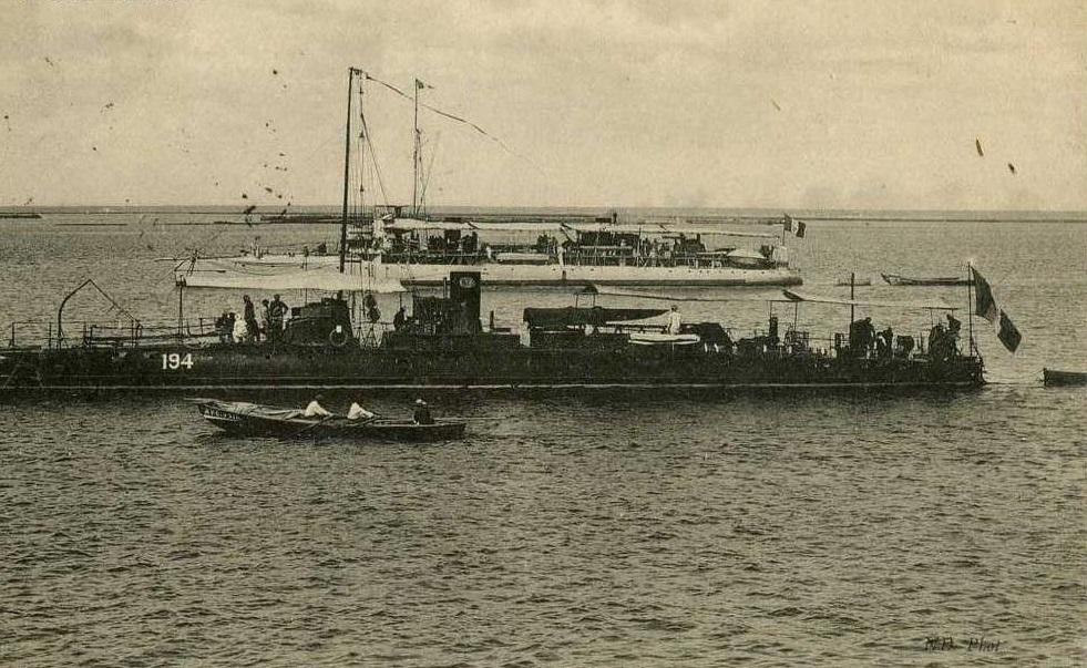 + TORPILLEUR 194 (1895/1909) + Torpil88