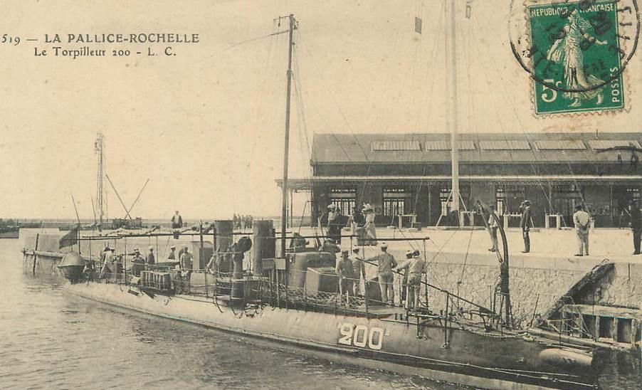 + TORPILLEUR 200 (1897/1913) + Torpil91