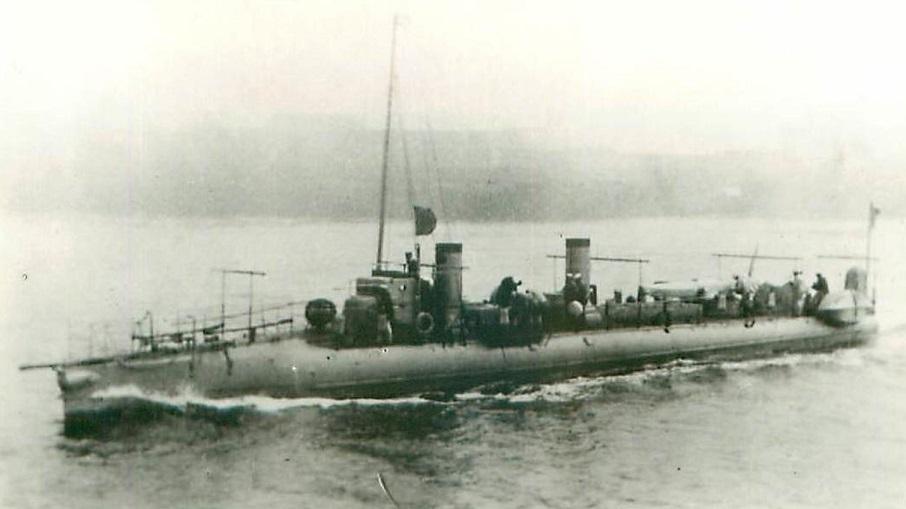 + TORPILLEUR 202 (1897/1912) + Torpil92