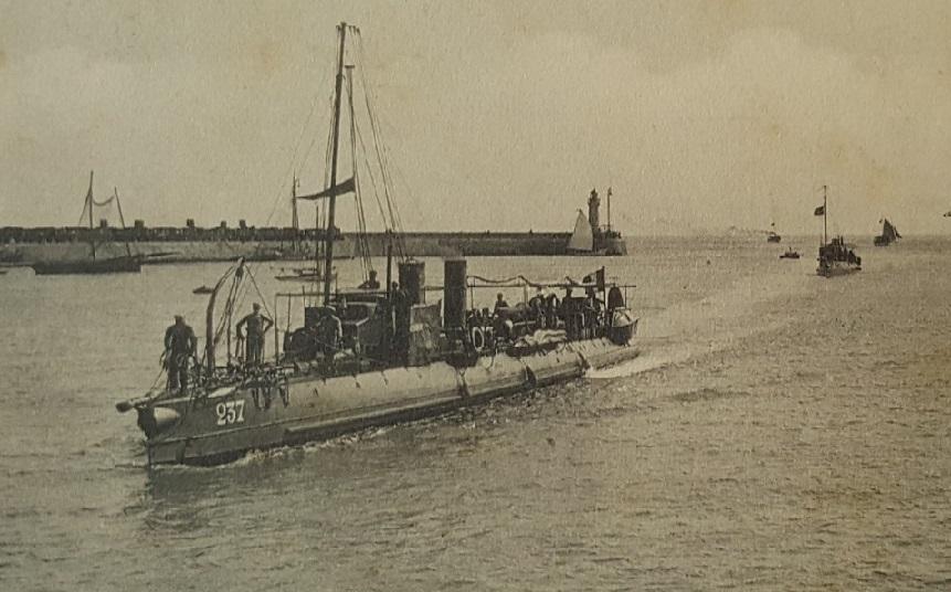 + TORPILLEUR 237 (1899/1912) + Torpil97
