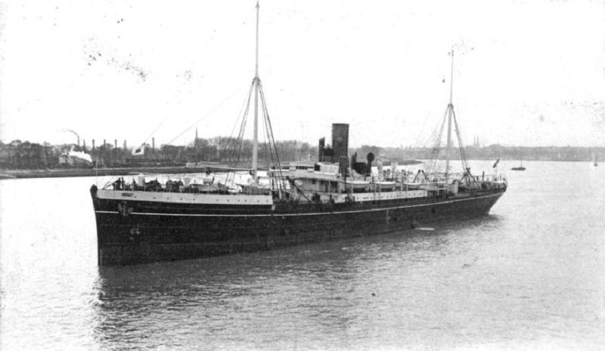 * SINAI (1915/1916) * Transp10