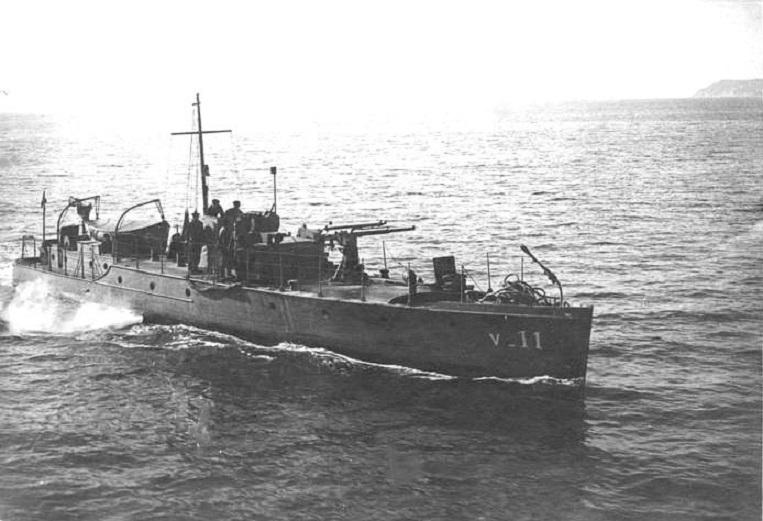 + V 011 (1915/....) + V-1110