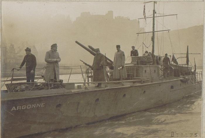 + V 003 (1915/1919) + V-310