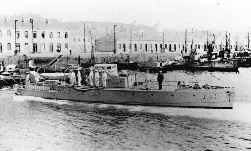 + V 064 (1918/....) + V_6410