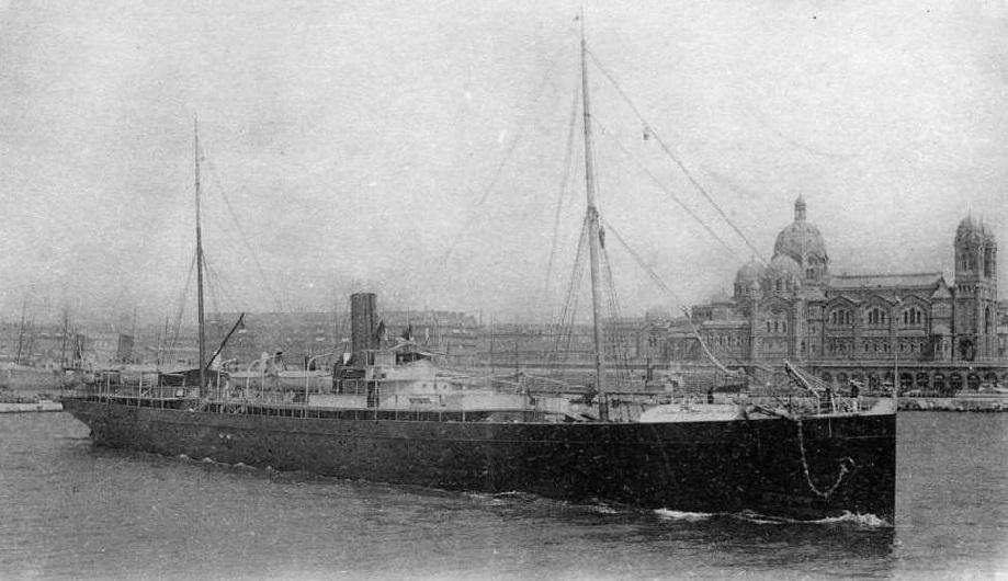 * VILLE D'ALGER (1918/1919) * Ville_17