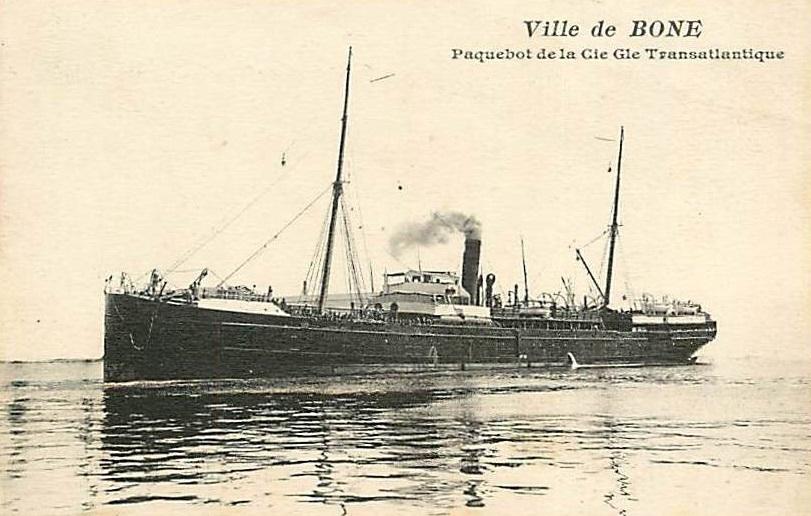* VILLE DE BONE (1915/1916) * Ville_21