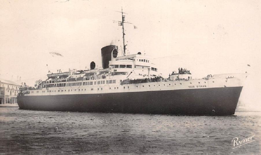 * VILLE D'ORAN (1939/1940 et 1943/1945) * Ville_28