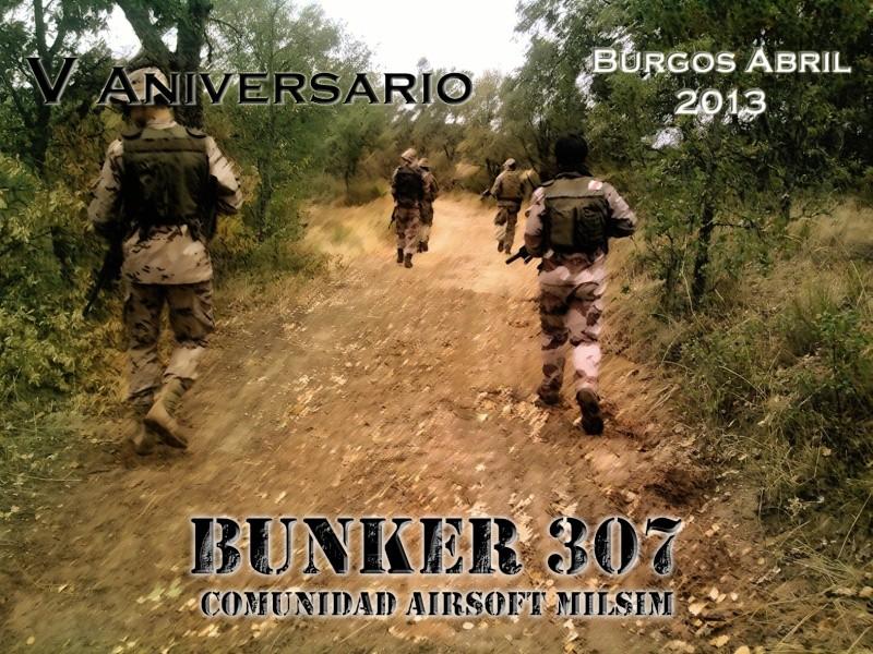 Partida V Aniversario BUNKER 307  13-14 de ABRIL 2013 V_aniv11
