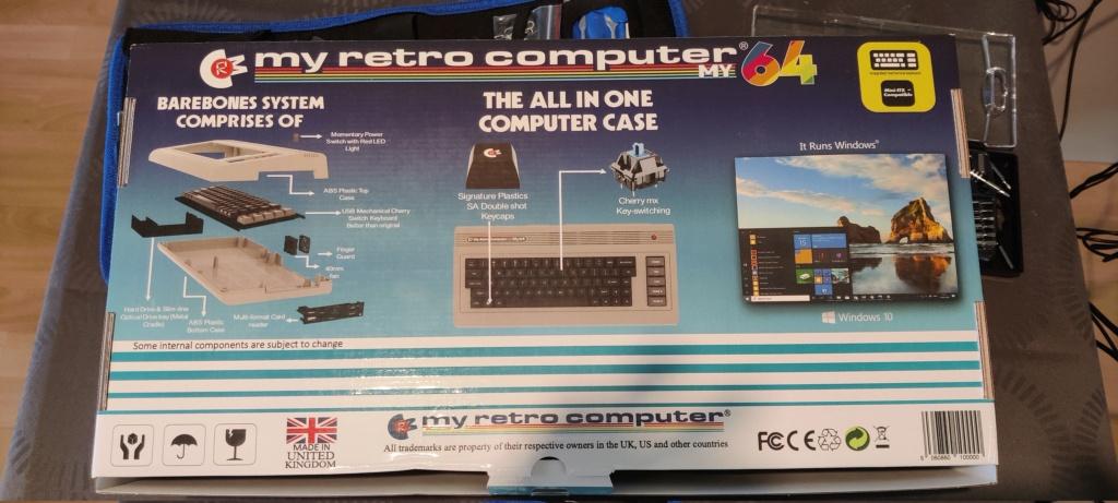 * COMMODORE C64 * LA ROLLS DES 8BIT ? - Page 28 Img_2027
