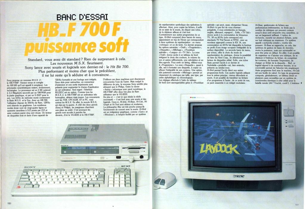 * MSX * LE STANDARD DU FUTUR  - Page 21 Tilt_n10