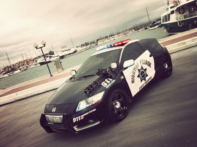 Cr-Z GT noir pack métal de Southazociate Patrol14