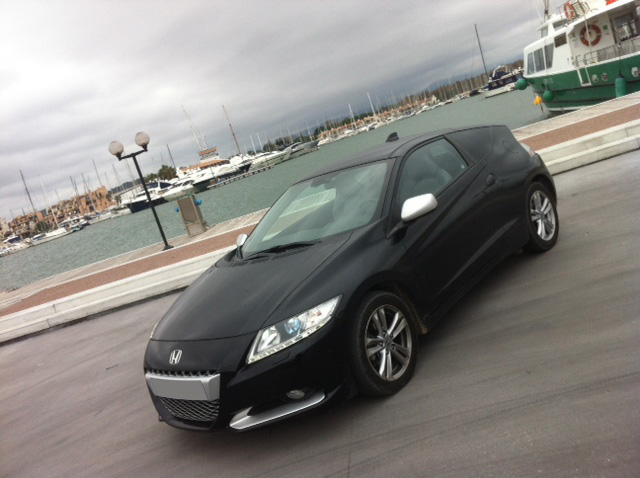 Cr-Z GT noir pack métal de Southazociate Photo411