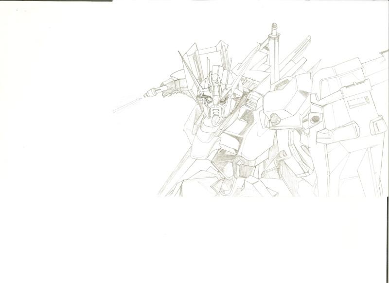 Galerie de Lloydarkraignos + strips du vendredi Gundam11