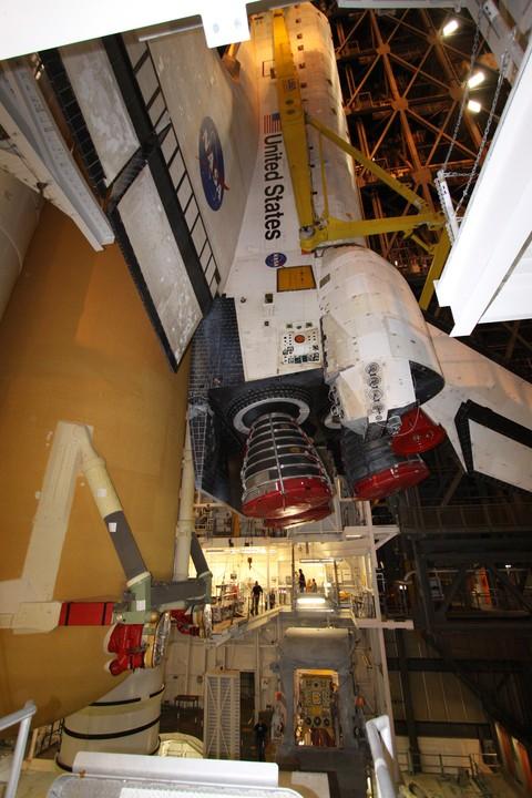 [STS-130] Endeavour : préparatifs - Page 2 Endeav11