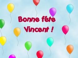 Bonne fête Vincent !!!!!!!!!!!!!! Bonnef10