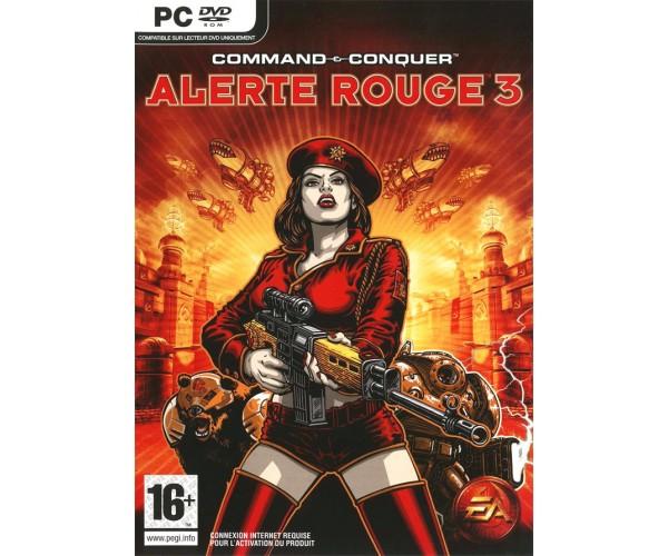 [VD] Command & Conquer Alerte Rouge 3 - 2008 - PC Jaquet11