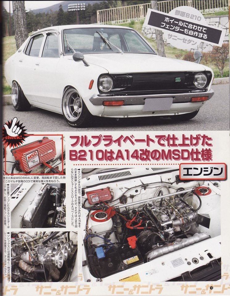 TOPIC OFFICIEL DATSUN 120Y B210 [SUNNY] - Page 3 18843811