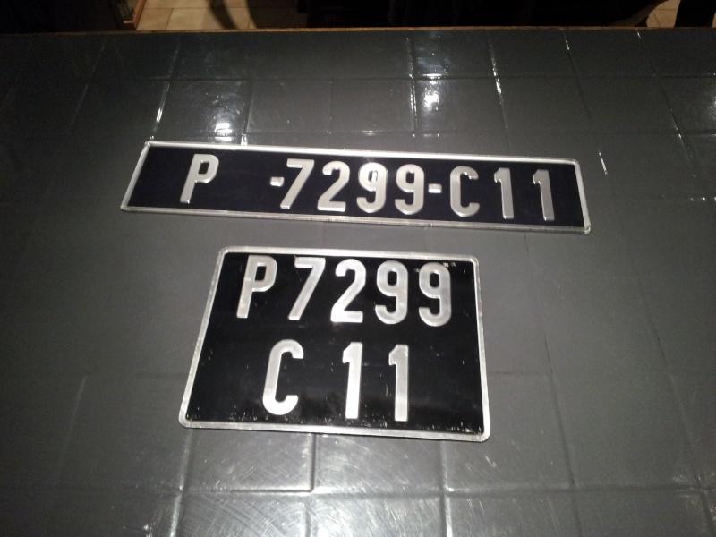 Résurection DATSUN 180B SSS P610 GR2 rallie du BANDAMA 1974 - Page 5 2012-112