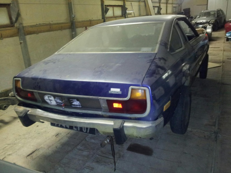 [MAZDA 121] Mazda 121 coupé de 1977 du Sud ! - Page 3 Ma_12111