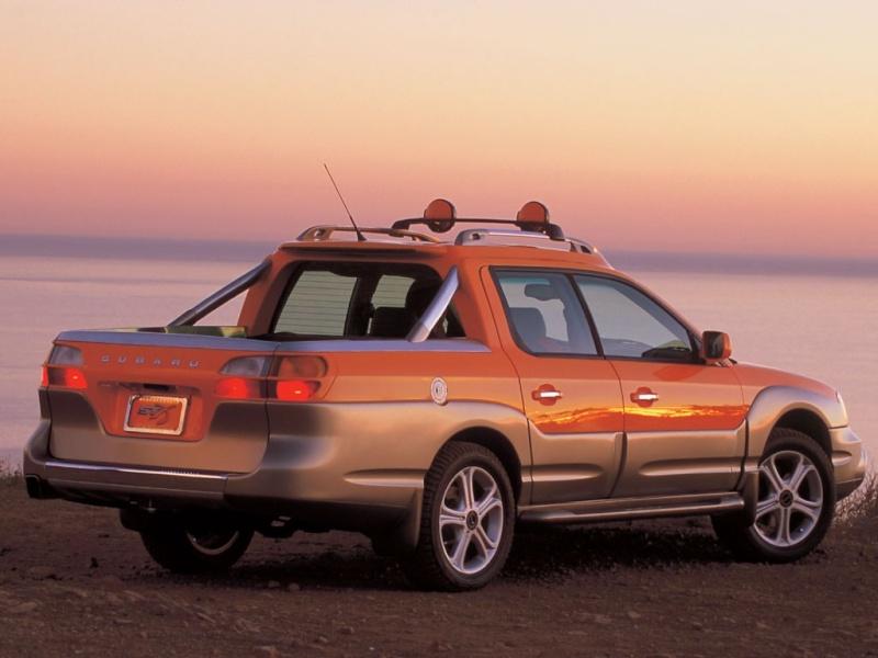 SUBARU BAJA Subaru17