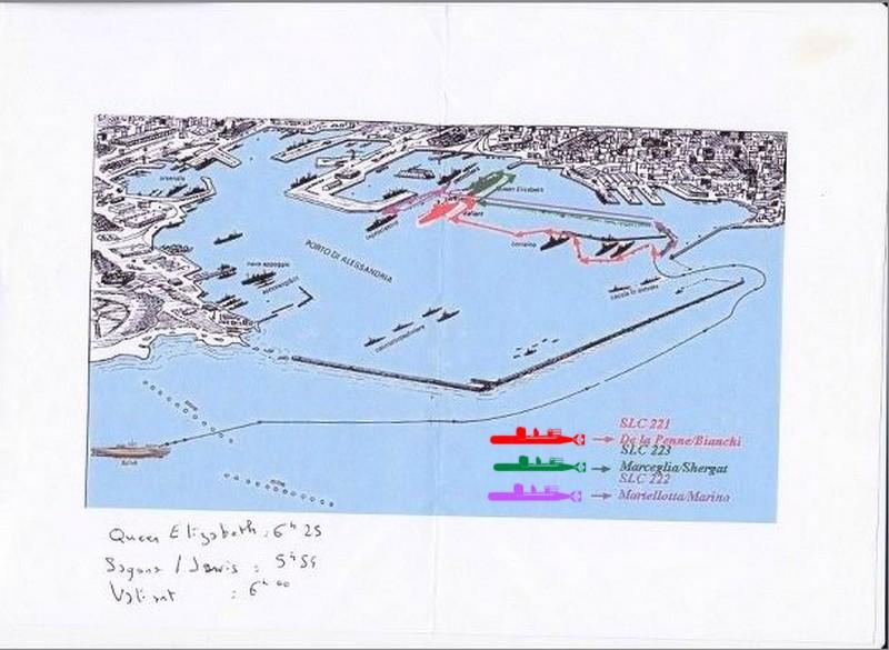 Xa MAS: le 19 décembre 1941, la grande victoire d'Alexandrie Alexan10