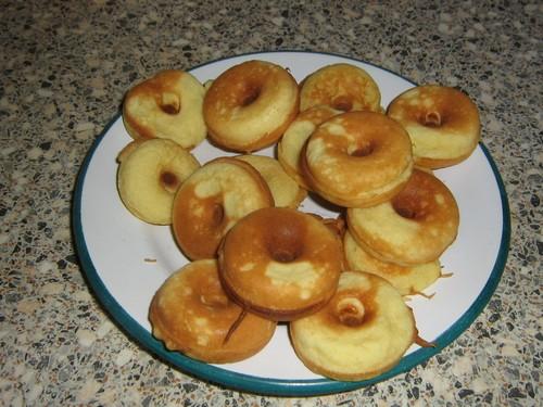 Recettes pour machine à donuts Docake10