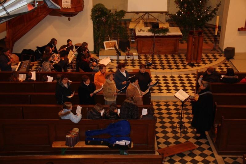 Fête de Noël du dimanche 20 décembre 2009 en l'église de Wangen Img_7912