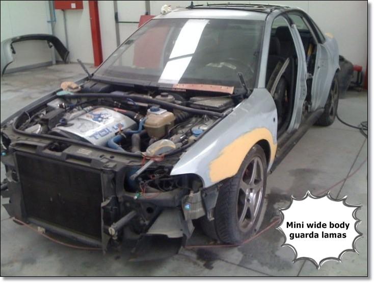 Audi A4 abs_power 210