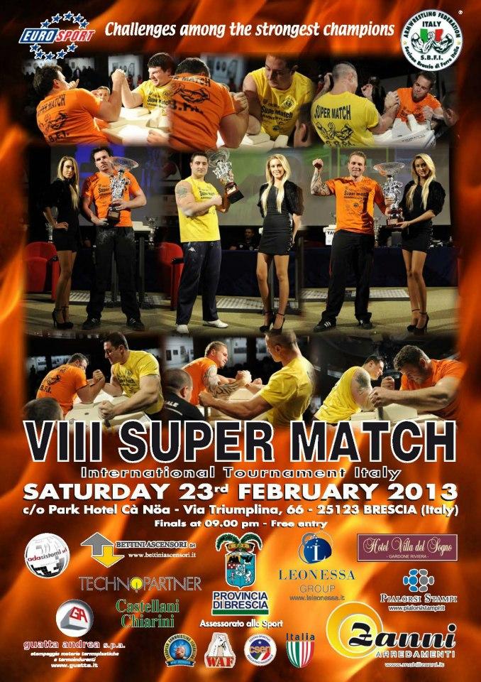 Super Match 2013 – Brescia, Italy │ 23 February 2013 8th-su10