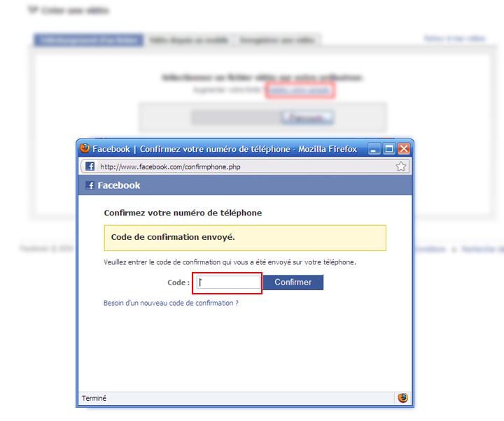 Pour Valider Votre compte Facebook Untitl13
