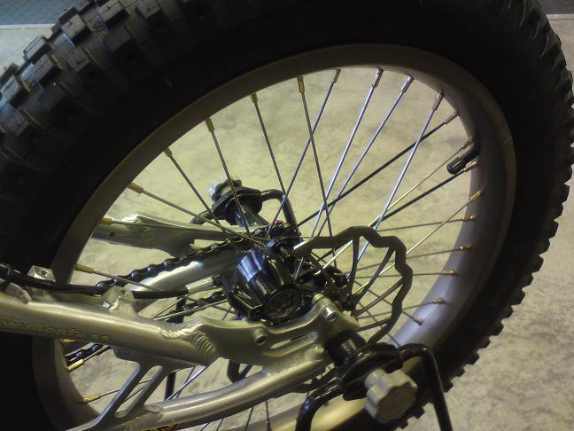 Brand new Monty complete bike for sale :) Pr510