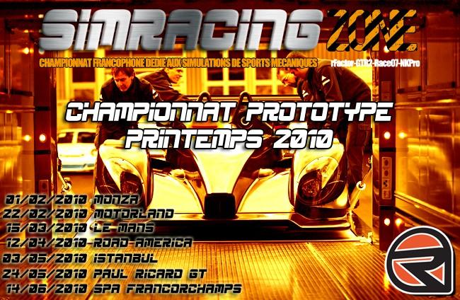 Le Prototype Printemps 2010. Annonc10