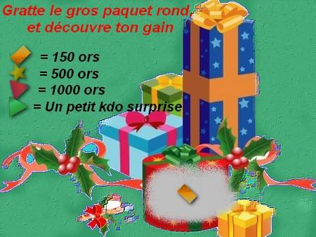 Ticket cadeaux Ticket11
