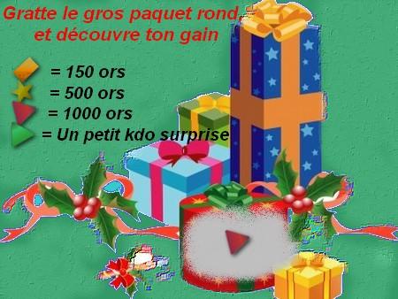 Ticket cadeaux Ticket13