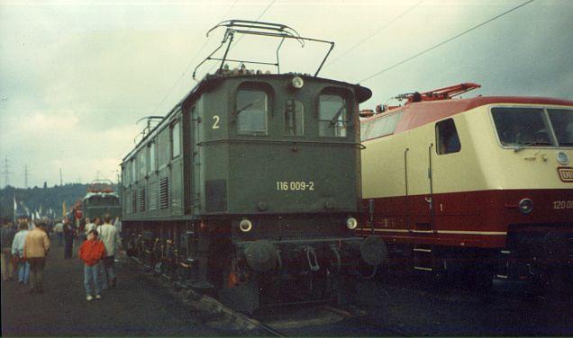 Bilder zum 150 jährigen Bahnjubiläum in Bochum Dahlhausen 116_0010