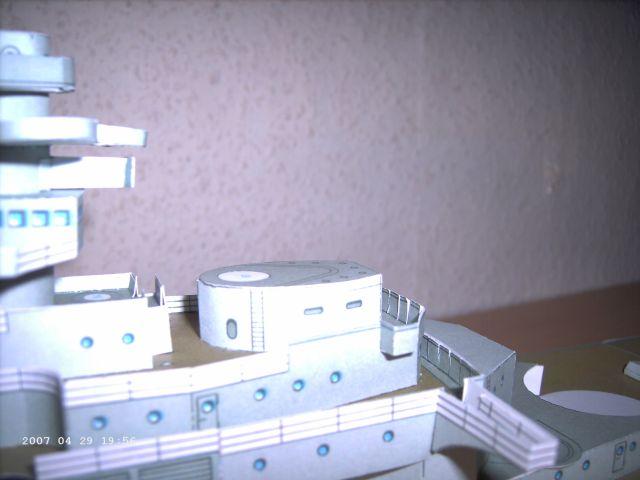 Baubericht Bismarck WHV 1/250 - Bericht von 2007 12_gef10