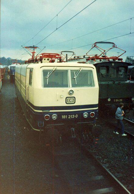 Bilder zum 150 jährigen Bahnjubiläum in Bochum Dahlhausen 181_2110