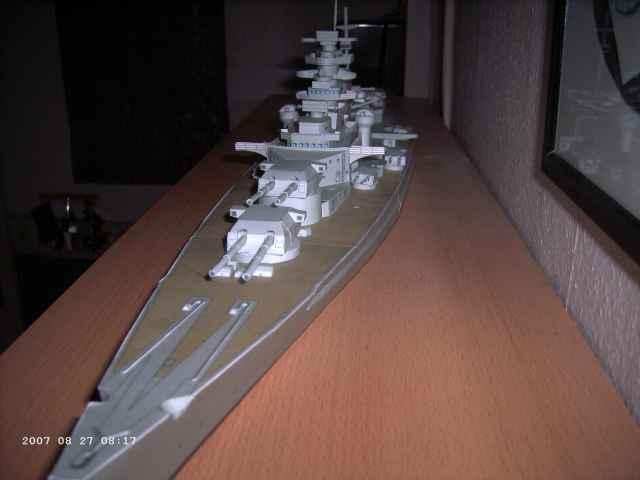 Baubericht Bismarck WHV 1/250 - Bericht von 2007 21_mit10