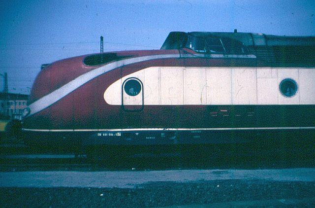 Baureihe VT11.5 = 601 DER TEE 601_0012