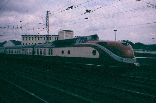 Baureihe VT11.5 = 601 DER TEE 601_0013