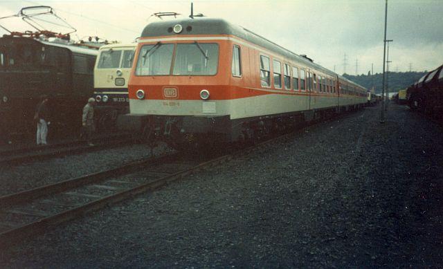 Bilder zum 150 jährigen Bahnjubiläum in Bochum Dahlhausen 614_0310