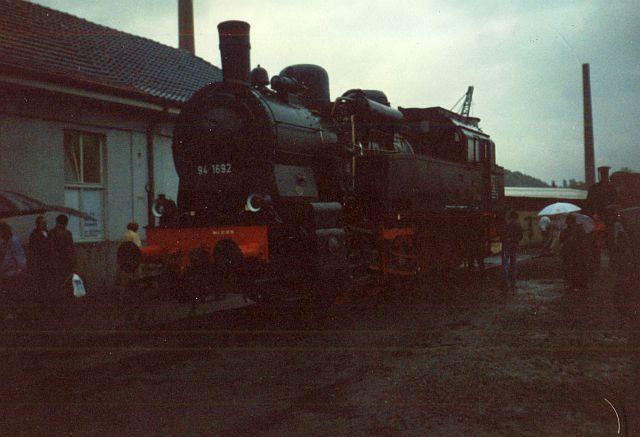 Bilder zum 150 jährigen Bahnjubiläum in Bochum Dahlhausen 94_16910