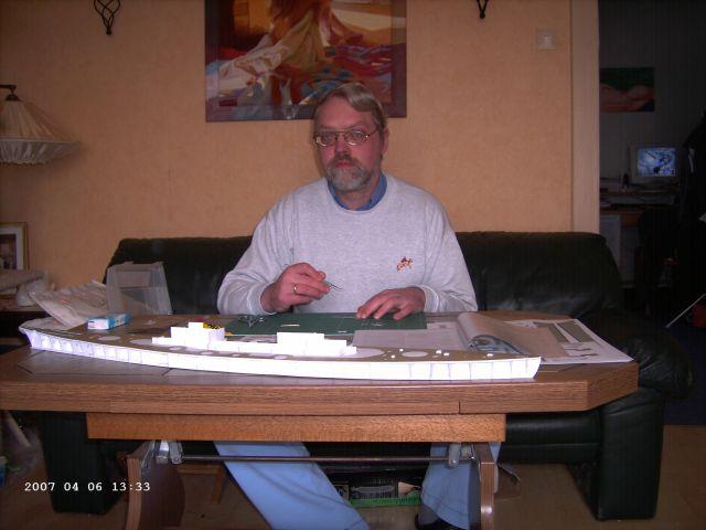 Baubericht Bismarck WHV 1/250 - Bericht von 2007 Bei_de10