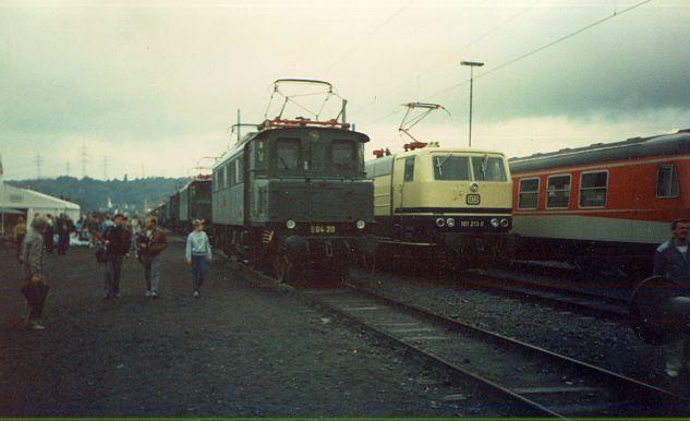 Bilder zum 150 jährigen Bahnjubiläum in Bochum Dahlhausen E04_2010
