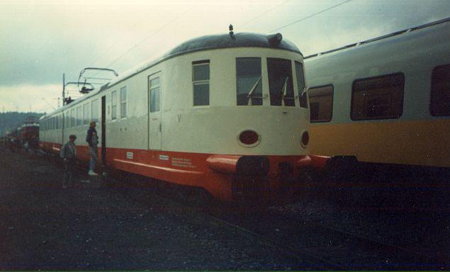 Bilder zum 150 jährigen Bahnjubiläum in Bochum Dahlhausen Et_11_10