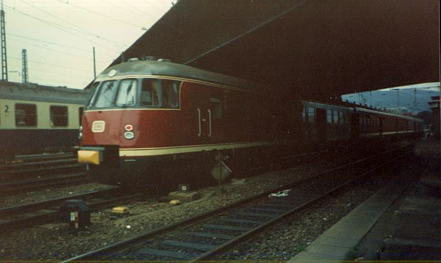 Bilder zum 150 jährigen Bahnjubiläum in Bochum Dahlhausen Et_30_10