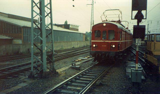 Bilder zum 150 jährigen Bahnjubiläum in Bochum Dahlhausen Et_85_10