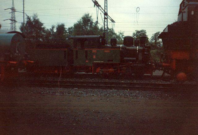 Bilder zum 150 jährigen Bahnjubiläum in Bochum Dahlhausen Frank_10